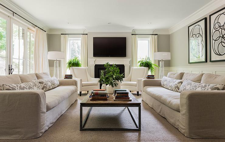 Fine Client Inspiration The Tale Of Two Sofas Cottage And Vine Dailytribune Chair Design For Home Dailytribuneorg